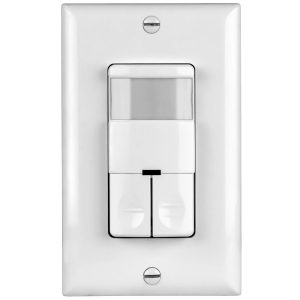 5.2 Length Preferred Industries DWHOS Dual Humidity and Pir Motion Sensor with Color Change Kit 120 Volts 3.2 Width 2.1 Height 5.2 Length 3.2 Width 2.1 Height