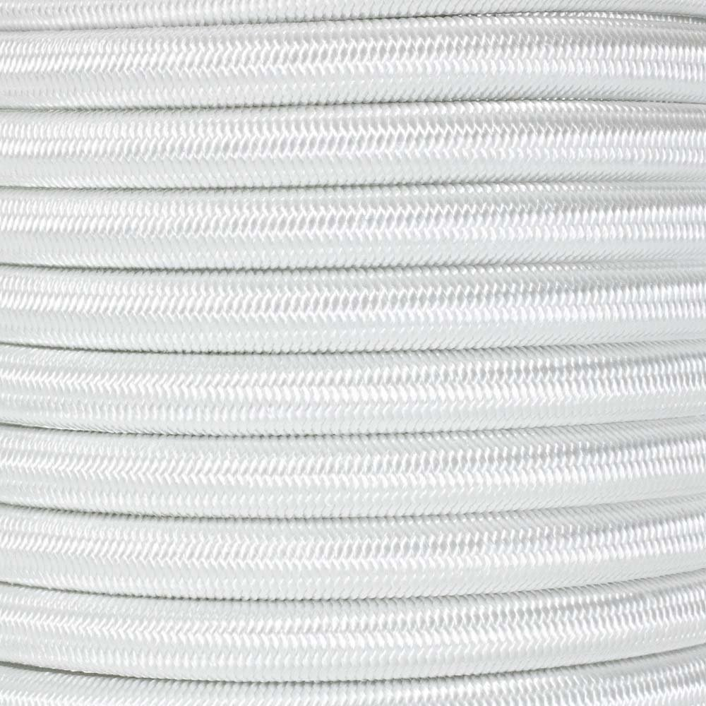 """1//4 PARACORD PLANET Elastic Bungee Nylon Shock Cord 2.5mm 1//32 1//2 inch Crafting Stretch String 10 25 50 /& 100 Foot Lengths Made in USA 5//8 3//8 3//16 1//16 5//16 1//8/"""""""